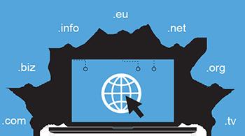 Registro de dominios y alojamiento web