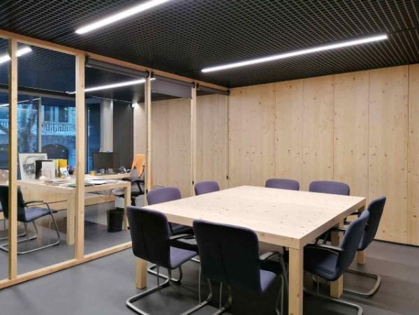 Mobiliario para instalaciones comerciales
