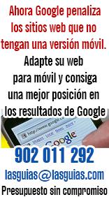 Adaptar web versión móvil